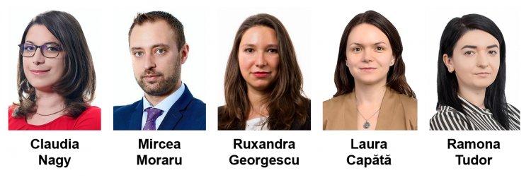 Promovări în echipa CMS România